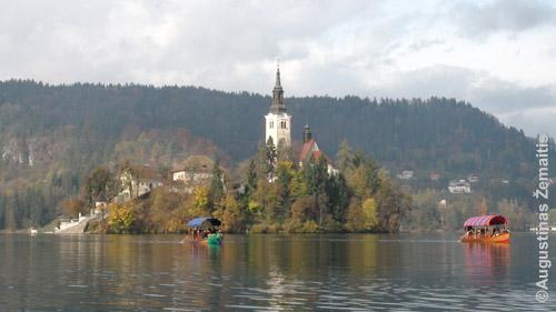 Liubliana lankytinos vietos